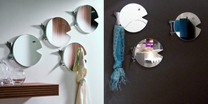 Specchio arredaclick fish