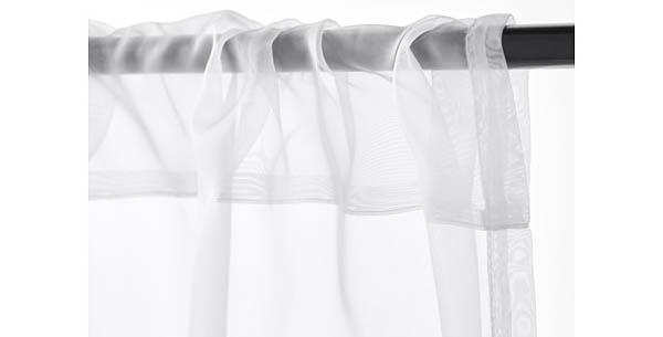 Tenda bianca Teresia di Ikea
