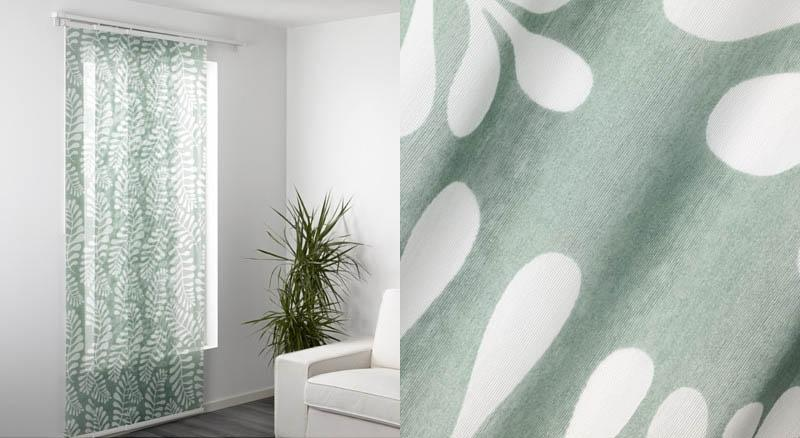 Tessuti Per Tende Ikea.Foto Tessuti Per Tende