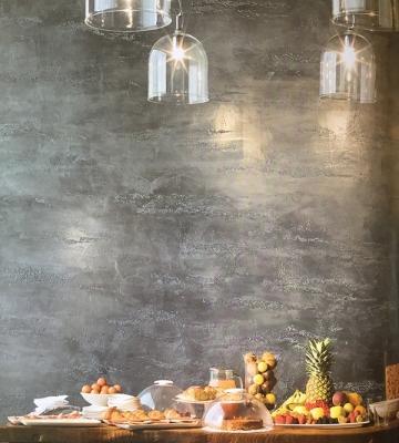 Istitnto collection di Giorgio Graesan: pittura effetto pietra