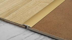 Giunti per pavimenti in legno
