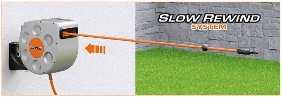 Rotoroll Slow Rewind
