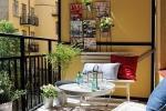 Arredare il balcone con l'arte del recupero, da delikatissen.com