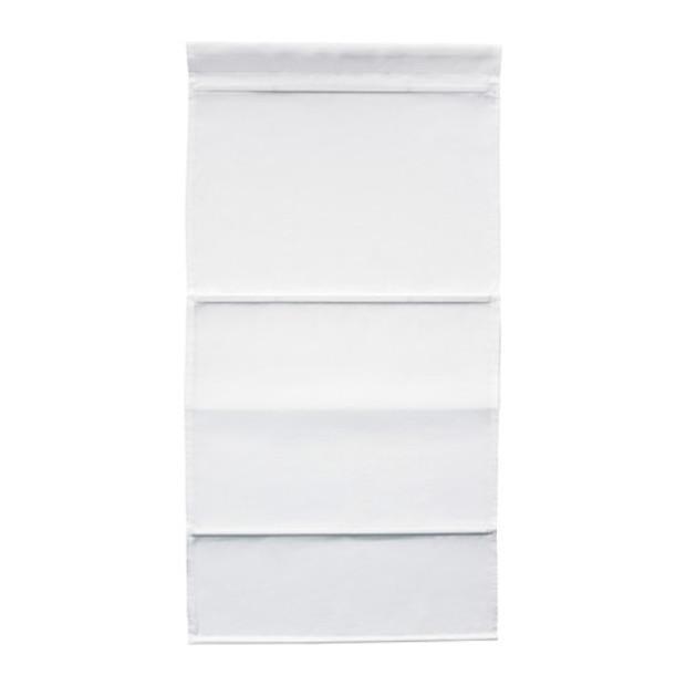 Tenda a pacchetto, ideale per il bagno, da Ikea