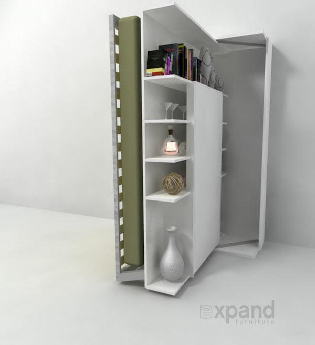 Arredo compatto e trasformabile, da expand furniture
