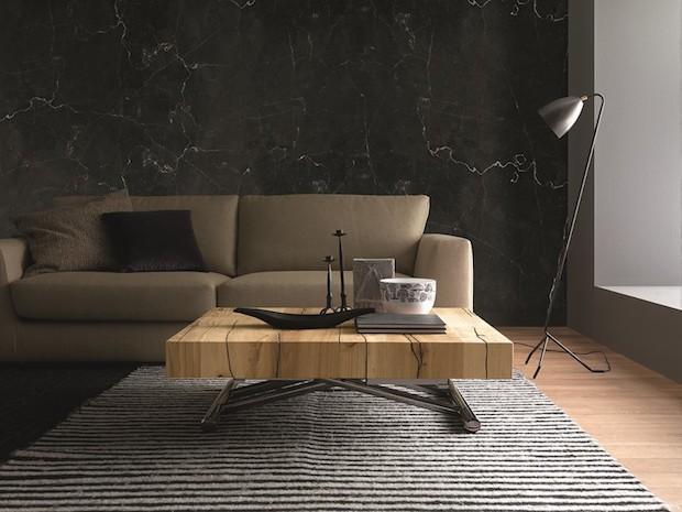 Tavolo trasformabile in letto, da Altacom