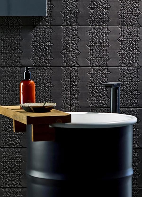 Lavabo bagno: Mutina Bas Relief