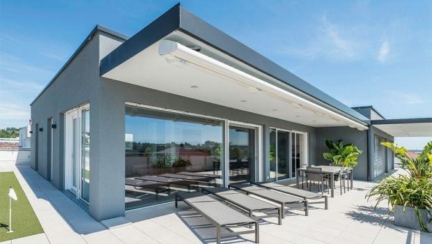 Finestre in legno-alluminio e in pvc-alluminio