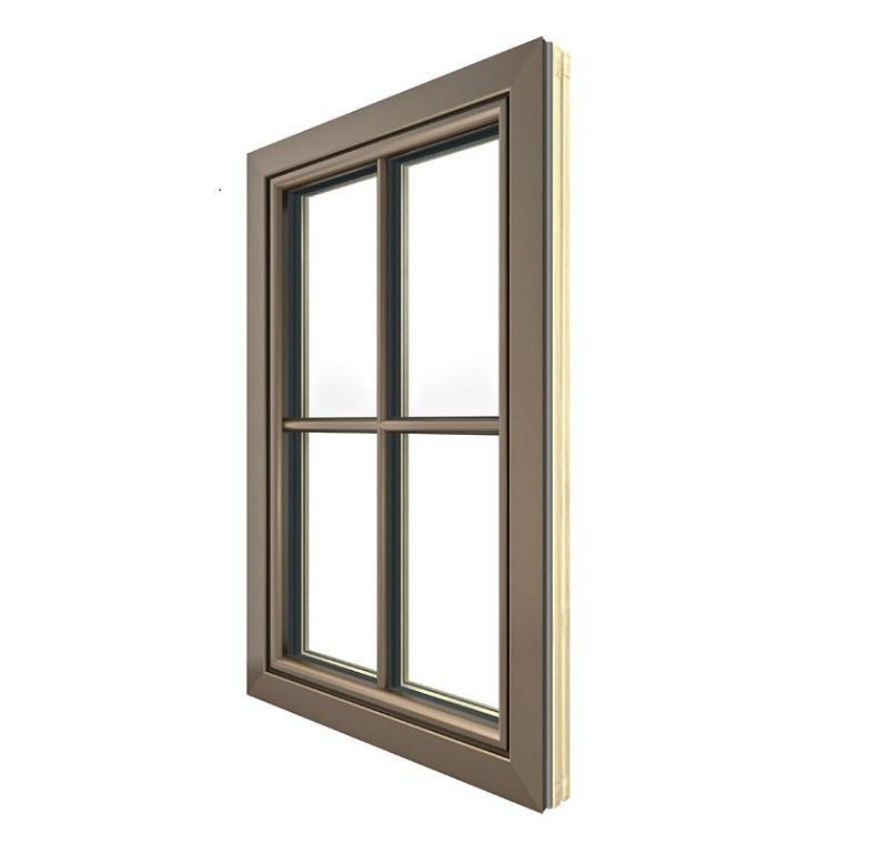 Finestra legno-alluminio HF 310