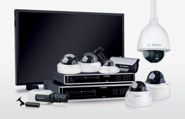 Videosorveglianza Bosch Securety Systems