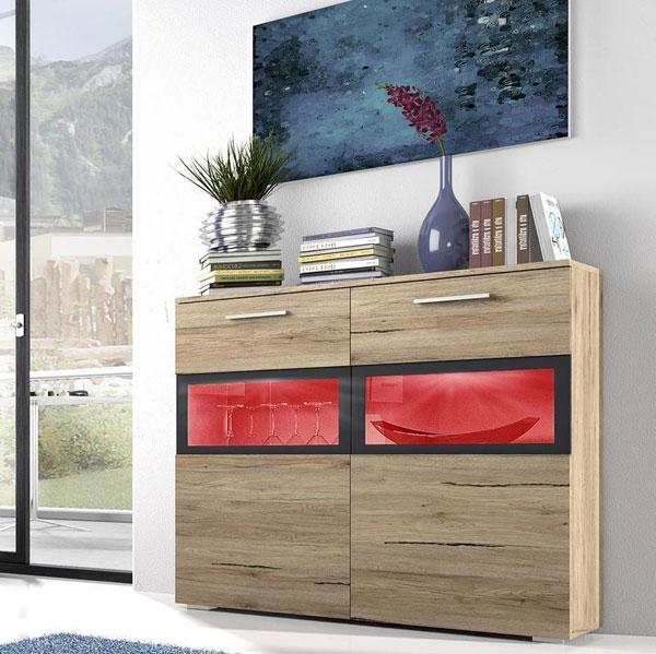 Credenza di design per l 39 arredo contemporaneo for Carnero arredamenti