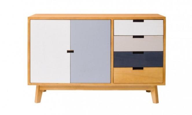 Credenza Bassa Moderna Usata : Credenza di design per larredo contemporaneo