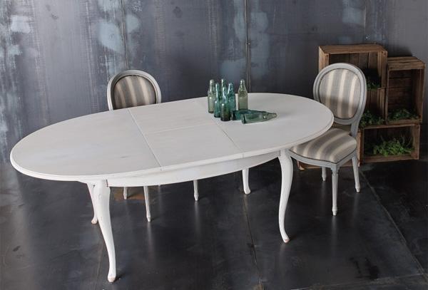 Tavolo bianco allungabile Arredinitaly