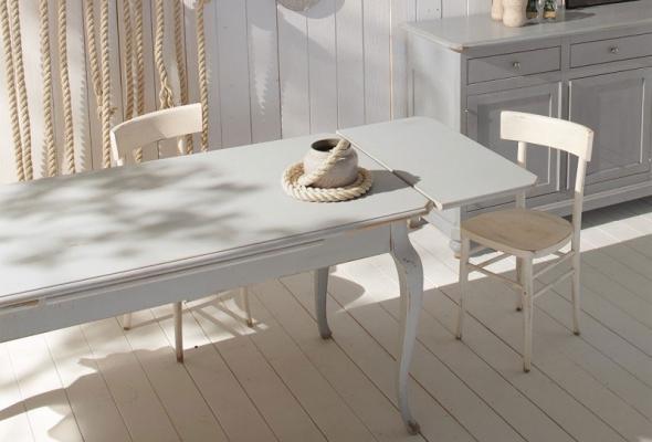 Tavoli Soggiorno Allungabili : Tavoli in legno allungabili