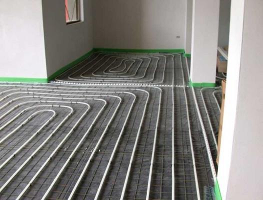 Pacchetto riscaldamento a pavimento, by ISODOMUS