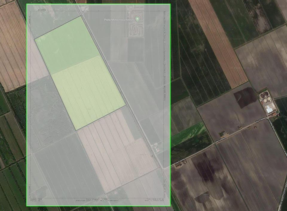 Mappa catastale online con CATAMAPS