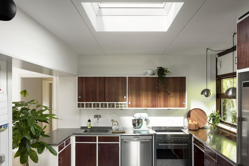 Finestra luce naturale incidente Velux