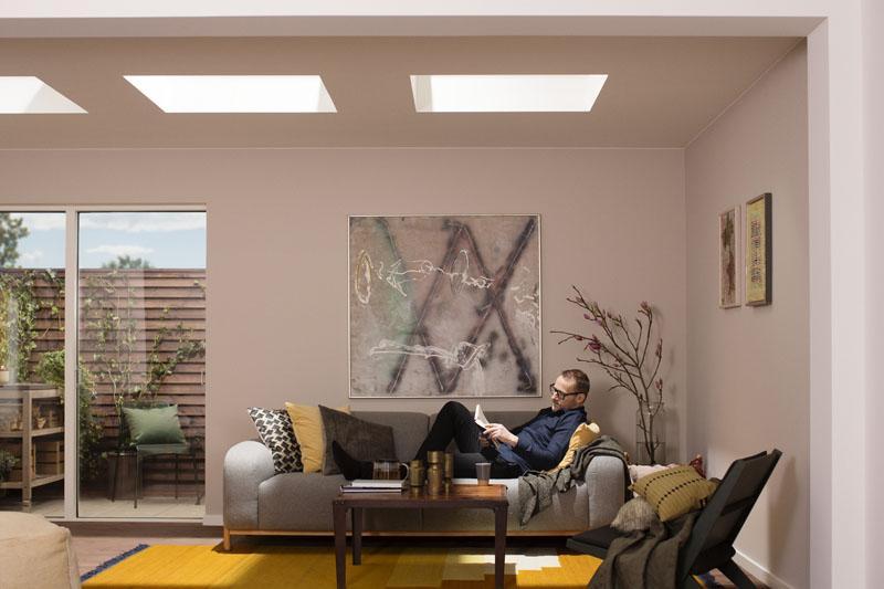 Come portare luce naturale in casa