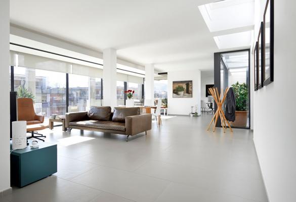 Illuminazione zenitale con le finestre a tetto Velux