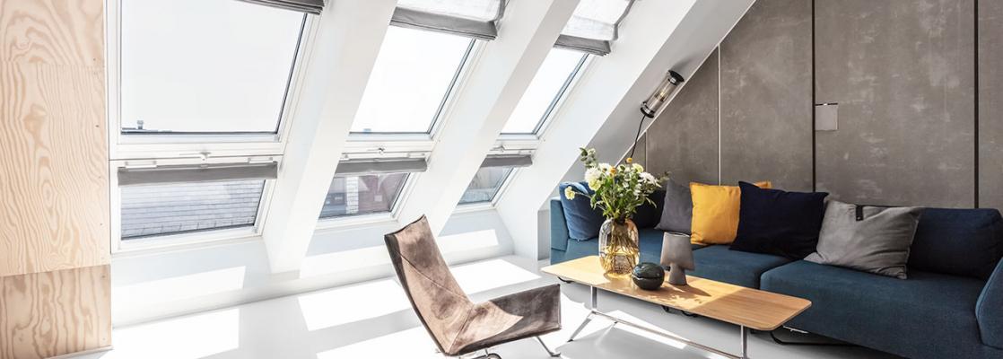 Illuminare gli ambienti con la luce naturale con le finestre Velux