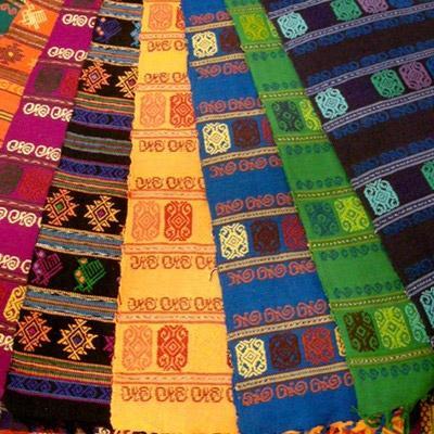Tessuti messico style by La Casa di Frida