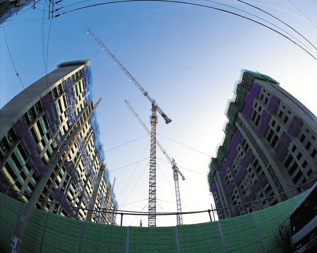 Distanza tra costruzioni
