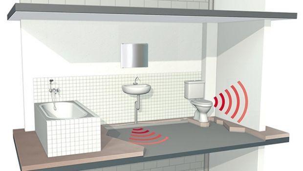 Scarico fonoassorbente per migliorare il comfort acustico in condominio