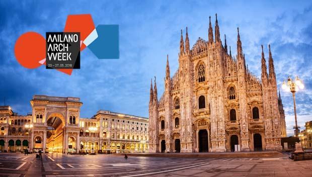 Milano arch week, ed. 2018