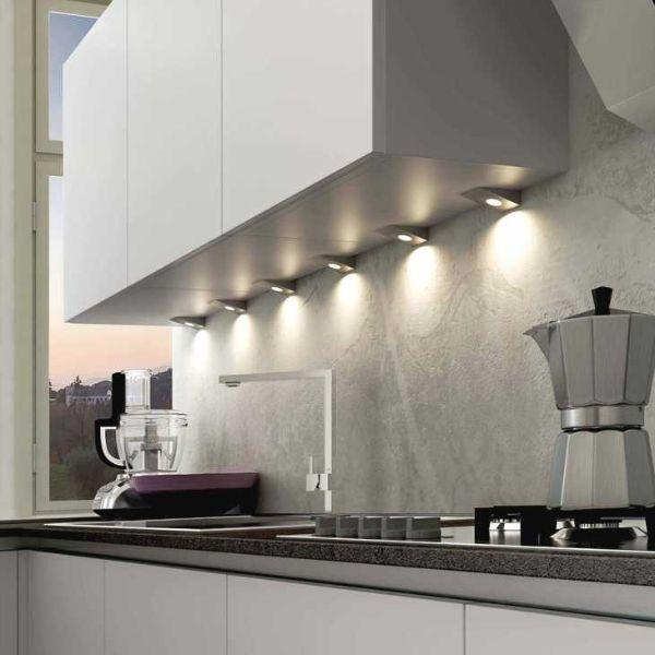 Luci per cucina moderna awesome luci per i pensili della cucina with luci per cucina moderna - Luci per cucina moderna ...