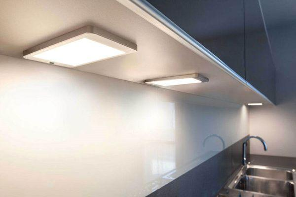 Mini plafoni sottopensile a led, di L&S