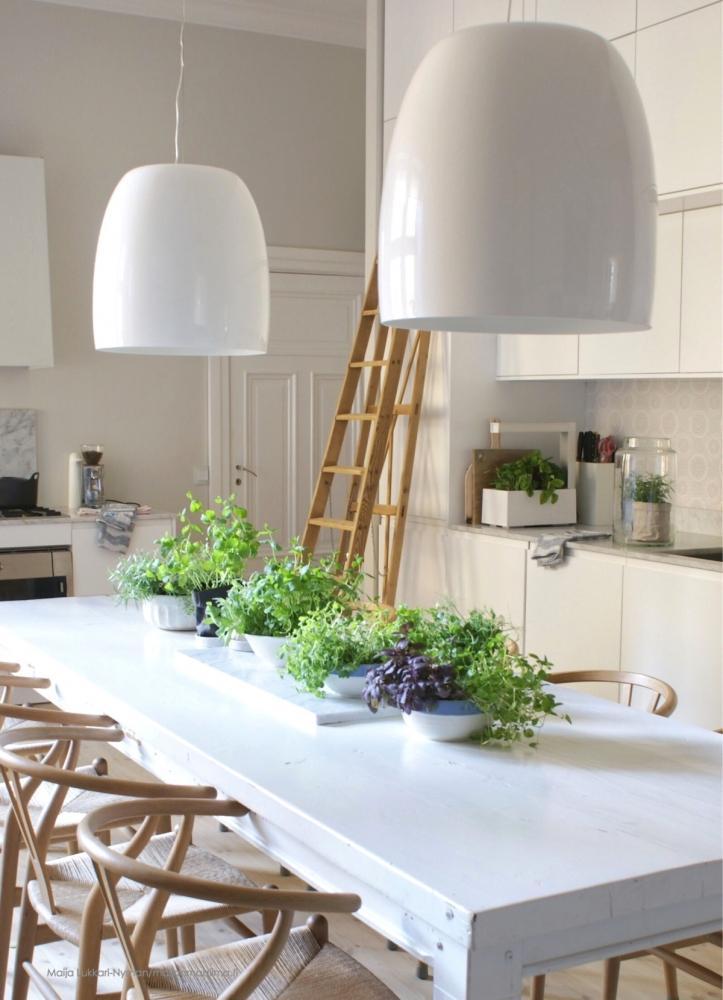 Foto tecniche di illuminazione cucina for Luci cucina design