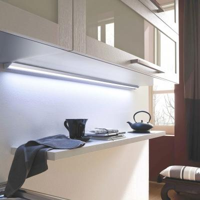 Binario led sottopensile luce radente, Derby di L&S