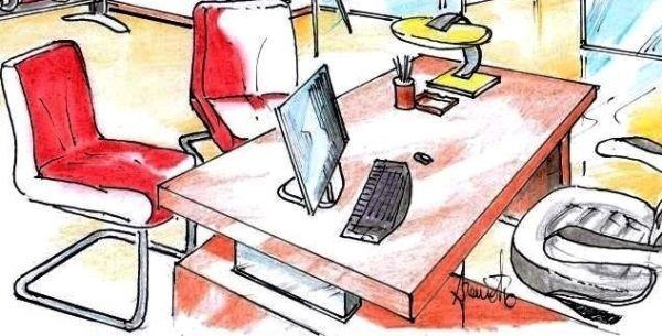Arredare uno studio in casa