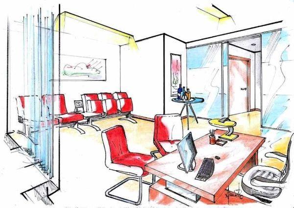 Stanza studio in casa: progetto d'arredo