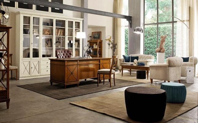 Idee arredamento studio goldgrey camera da letto in stile in stile eclettico di studio ferlazzo - Camera studio arredamento ...
