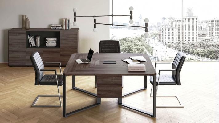 Tavolo da ufficio in casa, BADO Office
