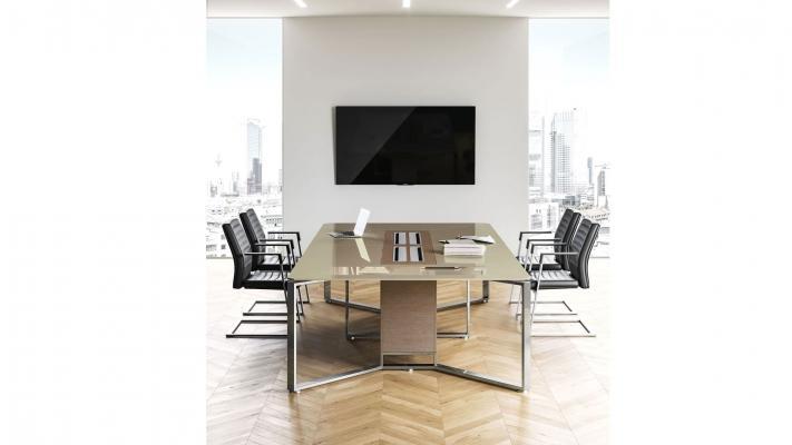 Tavolo e schermo per videoconferenze, BADO Office