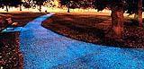Vialetto da giardino fotoluminescente, bu Mi.B Italia