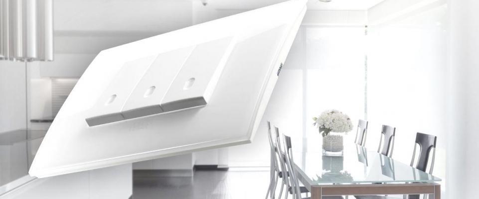 Interruttore elettrico Vimar Home Arke Reflex