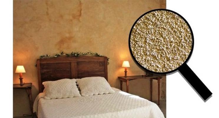 Intonaco Calcecanapa® su pareti interne, by Banca della calce