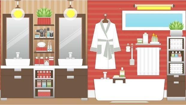 Illuminare il bagno, consigli e prodotti