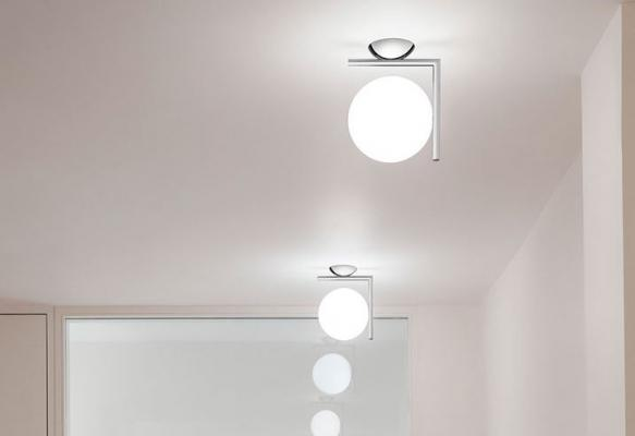 Plafoniera Per Bagno Design : Come progettare l illuminazione del bagno