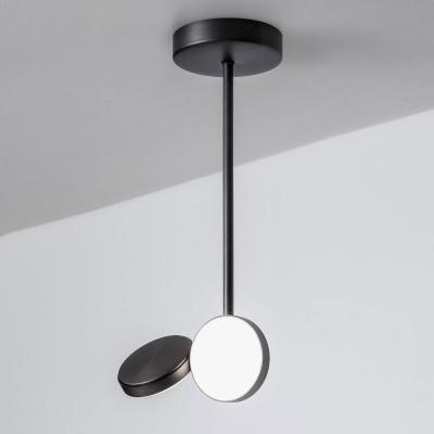 Optunia di Flos, per illuminare il bagno con il lampadario