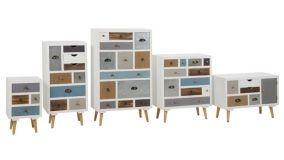 Cabinet, mobile dai mille cassetti