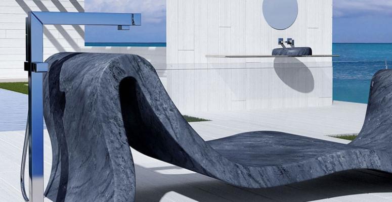 Vasca Da Bagno Marmo : Vasche da bagno in marmo