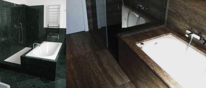 Vasca da bagno classica, by LO CICERO MARMI