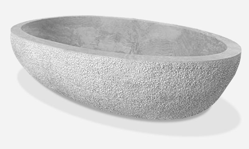 Vasca da bagno ovale Logic Art