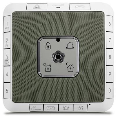 Pannello di controllo antifurto wireless
