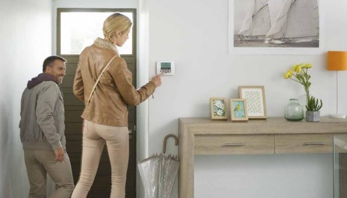 Allarme wireless soluzioni su misura Somfy