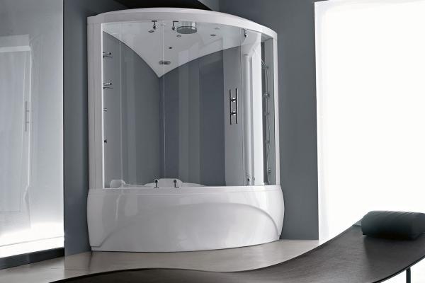 Vasche Da Bagno Angolari Treesse : Treesse vasche e cabine di qualità scopri i modelli da euroedil